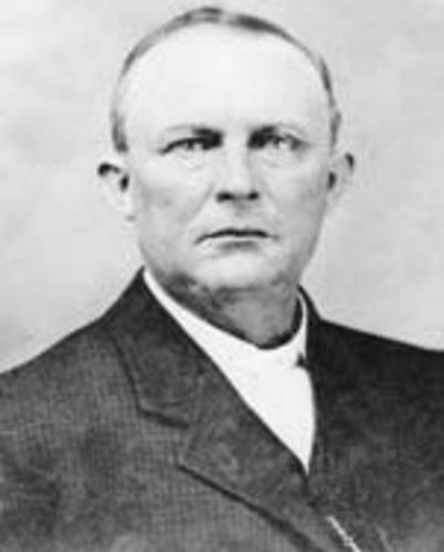 Photo of Sheriff Frederick D. Rolfe
