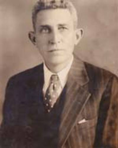 Photo of Sheriff Edward L. Cooper