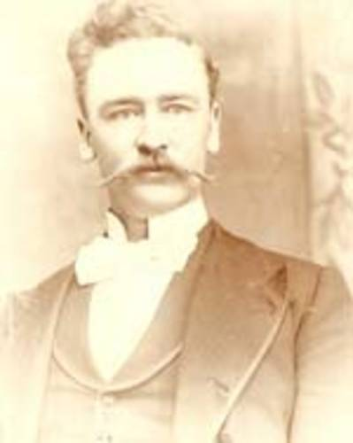 Photo of Sheriff John Wesley Killough