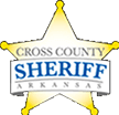 Cross County Sheriff's Office Logo